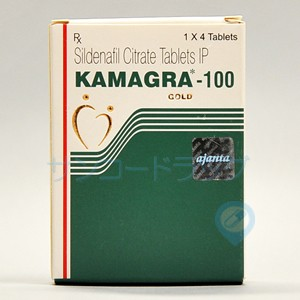 カマグラ(バイアグラ・ジェネリック)100mg
