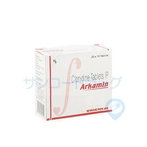 アルカミン0.1mg(クロニジン)