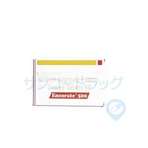 エンコレート(デパケン・ジェネリック)500mg 100錠