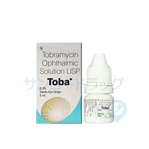 トバ点眼液(トブラマイシン)0.3% 5ml