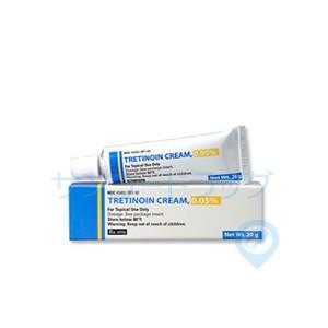 トレチノイン クリーム(TRETOIN)0.05% 20gm