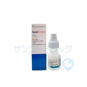 ナイオロール点眼液(チアブート・ジェネリック)0.5% 5ml