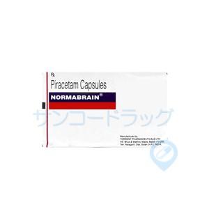 ノーマブレイン(ピラセタム)400mg 50錠