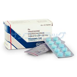 トラゾニル (デジレルジェネリック) 100mg 100錠