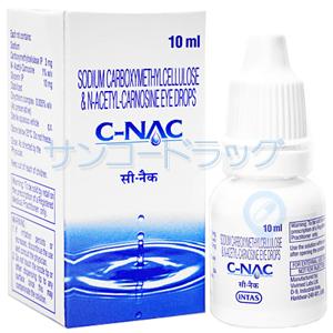 シーナック (白内障治療の目薬)3mg + 1% w/v 10ml