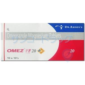 オメズ(オメプラゾール)20mg 100錠