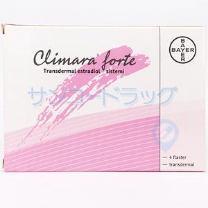 クリマラ フォルテ 経皮吸収外用パッチ 7.6MG/25cm2